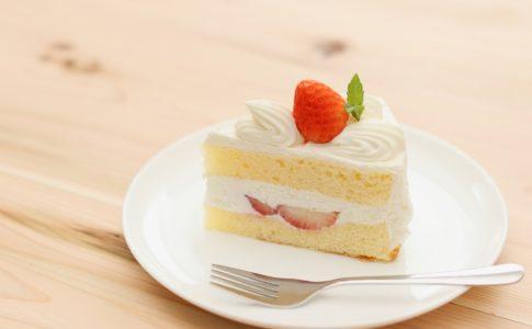 ショートケーキのショートの意味は?