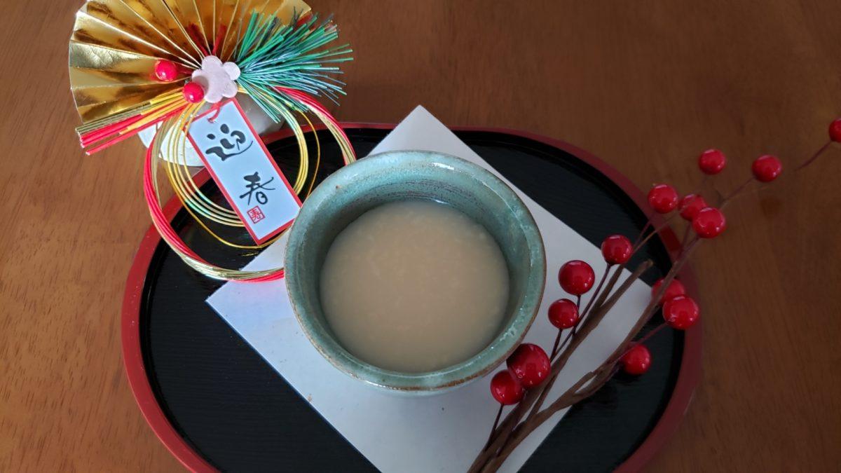 甘酒で米麹と酒粕の違いは?