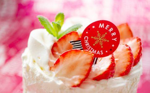 クリスマスケーキはいつ食べる?