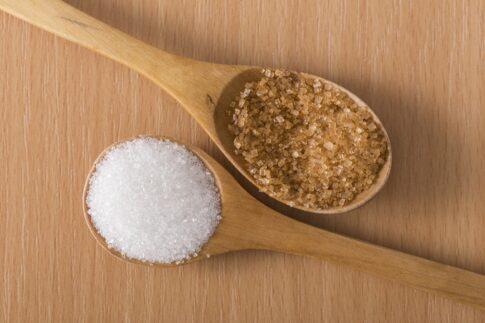 砂糖とグラニュー糖とザラメの違いは?