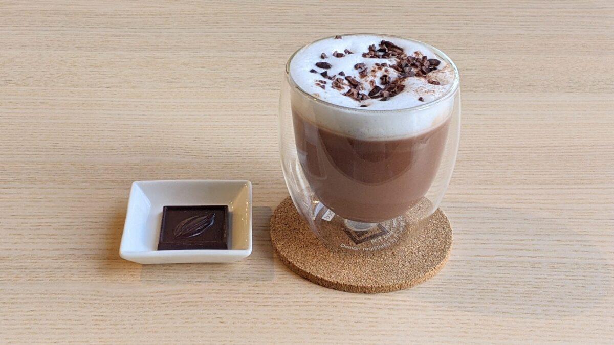 ココアとチョコの違いは?